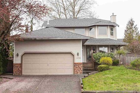 R2356488 - 10783 156 STREET, Fraser Heights, Surrey, BC - House/Single Family