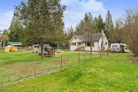 R2356571 - 12128 256TH STREET, Websters Corners, Maple Ridge, BC - House with Acreage