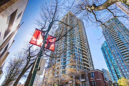 R2356803 - 2707 977 MAINLAND STREET, Yaletown, Vancouver, BC - Apartment Unit