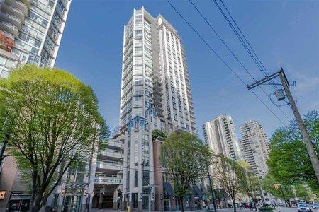 R2356832 - 1501 535 SMITHE STREET, Downtown VW, Vancouver, BC - Apartment Unit