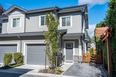 R2356876 - 6 6711 WILLIAMS ROAD, Woodwards, Richmond, BC - Townhouse