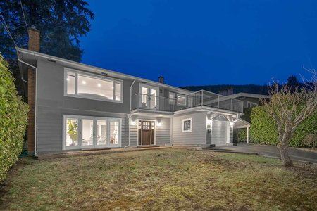 R2357461 - 466 HERMOSA AVENUE, Upper Delbrook, North Vancouver, BC - House/Single Family