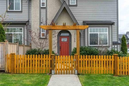 R2357487 - 21086 80A AVENUE, Willoughby Heights, Langley, BC - Row House (Non-Strata)