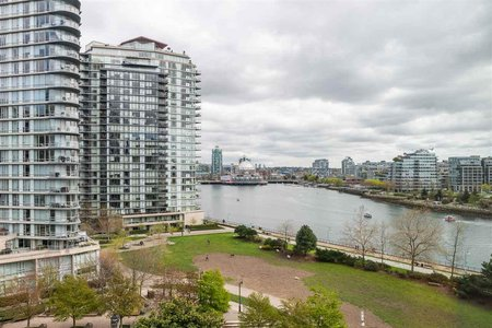 R2357721 - 905 980 COOPERAGE WAY, Yaletown, Vancouver, BC - Apartment Unit