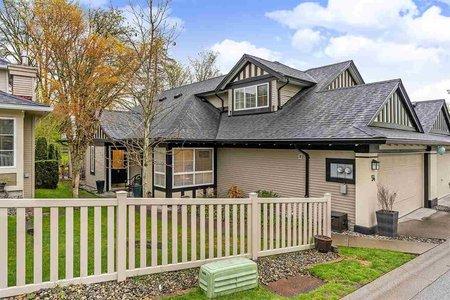 R2357795 - 54 17917 68 AVENUE, Cloverdale BC, Surrey, BC - Townhouse