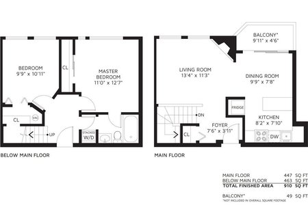 R2357940 - 303 3711 DELBROOK AVENUE, Upper Delbrook, North Vancouver, BC - Apartment Unit
