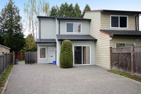 R2357948 - 4115 TYSON PLACE, Quilchena RI, Richmond, BC - House/Single Family
