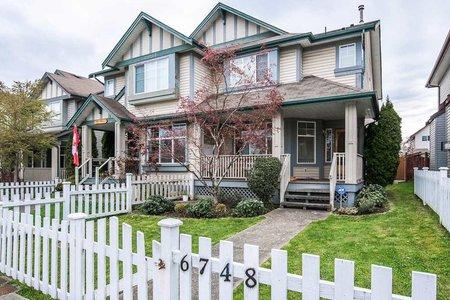 R2358140 - 6748 184 STREET, Cloverdale BC, Surrey, BC - 1/2 Duplex