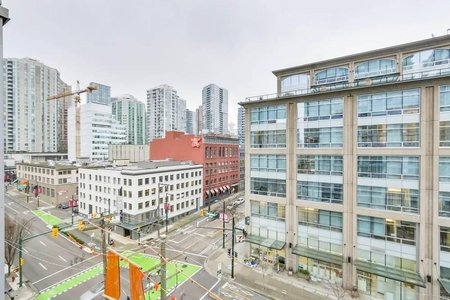 R2358356 - 1107 928 BEATTY STREET, Yaletown, Vancouver, BC - Apartment Unit