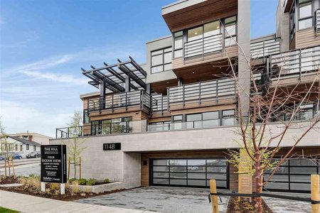 R2358601 - 2 1148 JOHNSTON ROAD, White Rock, White Rock, BC - Townhouse