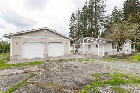 R2359052 - 23618 48 AVENUE, Salmon River, Langley, BC - House with Acreage