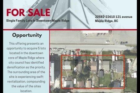 R2359107 - 22610 121 AVENUE, East Central, Maple Ridge, BC - House/Single Family