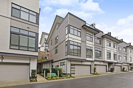 R2359133 - 52 14058 61 AVENUE, Sullivan Station, Surrey, BC - Townhouse