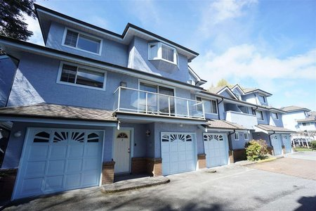 R2359203 - 9 8780 BENNETT ROAD, Brighouse South, Richmond, BC - Townhouse
