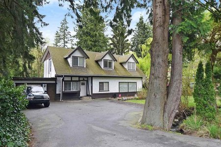 R2359651 - 4133 232 STREET, Campbell Valley, Langley, BC - House/Single Family