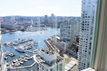 R2359878 - 3003 193 AQUARIUS MEWS, Yaletown, Vancouver, BC - Apartment Unit