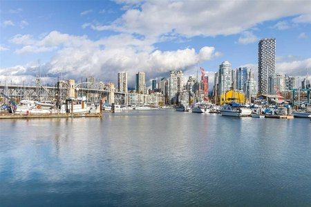 R2359907 - 204 1510 W 1ST AVENUE, False Creek, Vancouver, BC - Apartment Unit