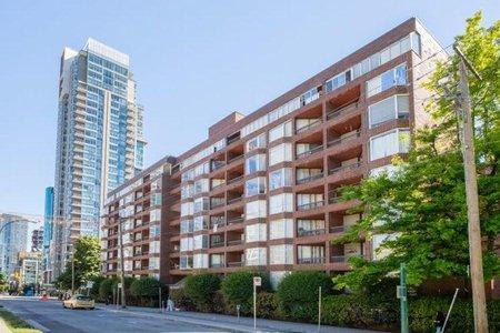 R2359945 - 903 950 DRAKE STREET, Downtown VW, Vancouver, BC - Apartment Unit