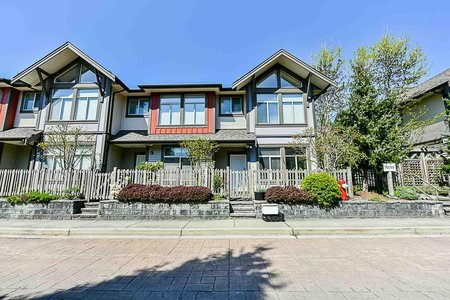 R2359978 - 8 10058 153 STREET, Guildford, Surrey, BC - Townhouse