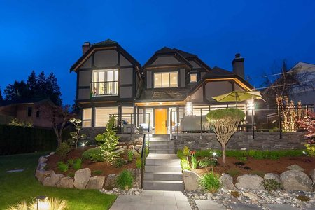 R2360012 - 4366 ERWIN DRIVE, Cypress, West Vancouver, BC - House/Single Family
