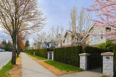 R2360255 - 4467 W 9TH AVENUE, Point Grey, Vancouver, BC - Townhouse