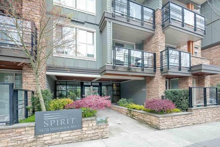 R2360430 - PH2 3478 WESBROOK MALL, University VW, Vancouver, BC - Apartment Unit