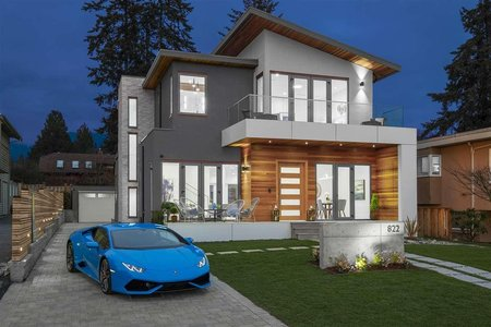 R2360443 - 822 CUMBERLAND CRESCENT, Hamilton Heights, North Vancouver, BC - House/Single Family