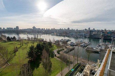 R2360582 - 807 633 KINGHORNE MEWS, Yaletown, Vancouver, BC - Apartment Unit