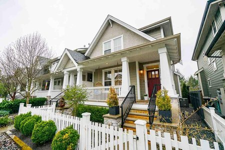 R2360634 - 22976 BILLY BROWN ROAD, Fort Langley, Langley, BC - Row House (Non-Strata)