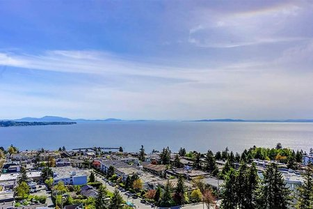 R2360729 - 1602 1473 JOHNSTON ROAD, White Rock, White Rock, BC - Apartment Unit