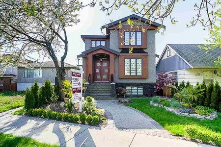 R2360732 - 3467 NANAIMO STREET, Grandview VE, Vancouver, BC - House/Single Family