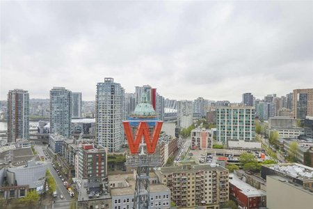 R2360906 - 2404 108 W CORDOVA STREET, Downtown VW, Vancouver, BC - Apartment Unit