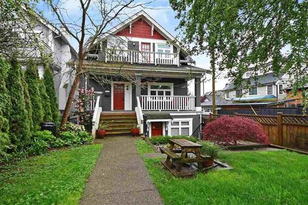 R2361043 - 3668 W 3RD AVENUE, Kitsilano, Vancouver, BC - House/Single Family