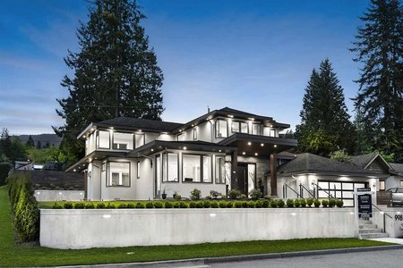 R2361207 - 998 MELBOURNE AVENUE, Edgemont, North Vancouver, BC - House/Single Family