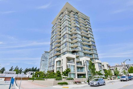 R2361312 - 1606 1455 GEORGE STREET, White Rock, White Rock, BC - Apartment Unit