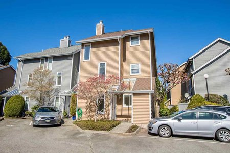 R2361356 - 19 7400 MINORU BOULEVARD, Brighouse South, Richmond, BC - Townhouse