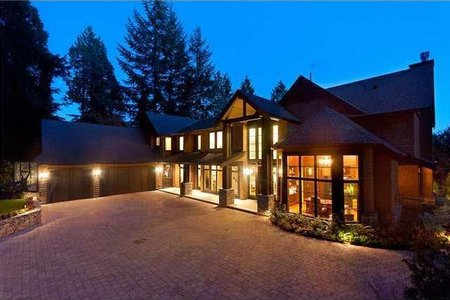 R2361412 - 2855 MARINE DRIVE, Altamont, West Vancouver, BC - House/Single Family