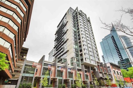 R2361423 - 705 1133 HORNBY STREET, Downtown VW, Vancouver, BC - Apartment Unit