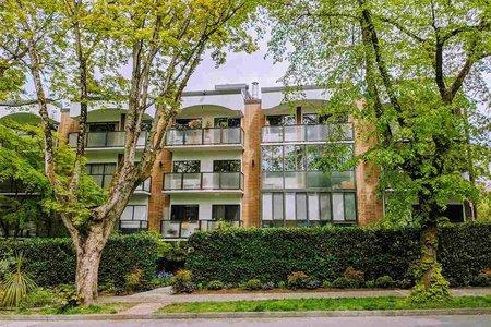 R2361433 - 207 1535 NELSON STREET, West End VW, Vancouver, BC - Apartment Unit