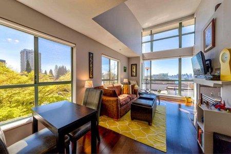 R2361446 - 405 212 LONSDALE AVENUE, Lower Lonsdale, North Vancouver, BC - Apartment Unit
