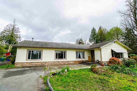 R2361524 - 12342 244 STREET, Websters Corners, Maple Ridge, BC - House with Acreage