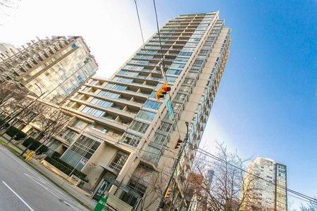 R2361718 - 1403 1001 RICHARDS STREET, Downtown VW, Vancouver, BC - Apartment Unit