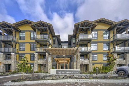 R2361777 - 307 4977 SPRINGS BOULEVARD, Cliff Drive, Delta, BC - Apartment Unit
