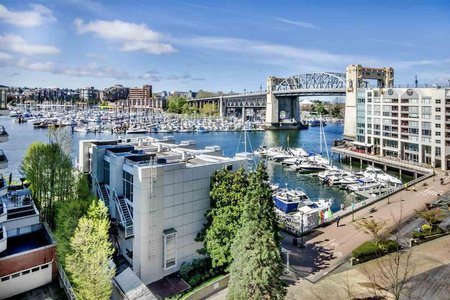 R2361843 - 604 1625 HORNBY STREET, Yaletown, Vancouver, BC - Apartment Unit