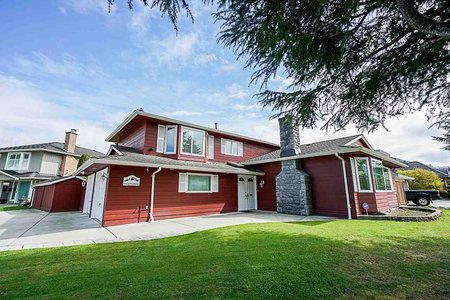 R2361939 - 11540 KINGFISHER DRIVE, Westwind, Richmond, BC - House/Single Family
