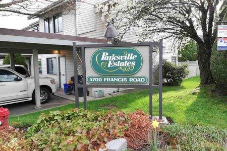 R2361952 - 61 4700 FRANCIS ROAD, Boyd Park, Richmond, BC - Townhouse