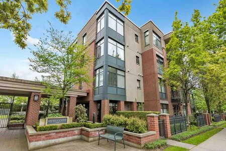 R2361958 - 102 588 W 45TH AVENUE, Oakridge VW, Vancouver, BC - Apartment Unit