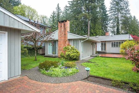 R2361975 - 2275 ALDEN LANE, Mosquito Creek, North Vancouver, BC - House/Single Family