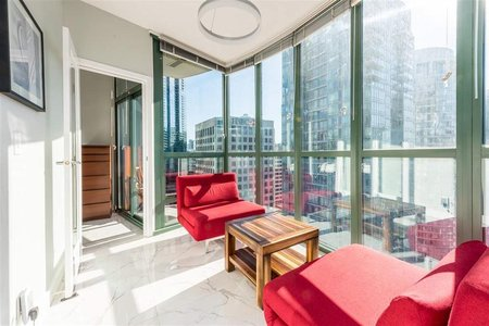 R2362091 - 2303 1239 W GEORGIA STREET, Coal Harbour, Vancouver, BC - Apartment Unit