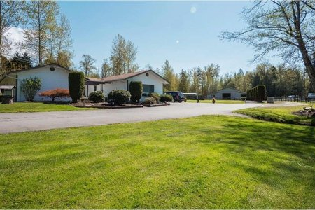 R2362404 - 21830 3 AVENUE, Campbell Valley, Langley, BC - House with Acreage